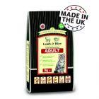James Wellbeloved Adult Lamb & Rice Cat Food - 4 kg