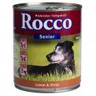 Rocco Senior 6 x 800 g - Rocco Senior Lamb & Millet