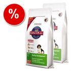 Hill's Puppy Healthy Development Medium with Lamb & Rice - Economy Pack: 2 x 12 kg