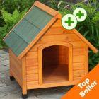 Dog Kennel Spike Comfort - S: 76 x 72 x 76cm (L x W x H)