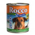 Rocco World Tour: Jamaica 6 x 800 g - Chicken with Coconut & Papaya