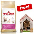 Large Royal Canin Feline Breed + Garden House Den Free! - Main Coon 31 (10 kg)