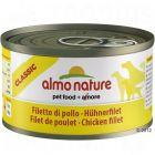 Almo Nature Classic 6 x 95 g - Salmon