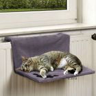 Kitty Siesta Radiator Bed - 46 x 30 x 23 cm (L x W x H) - Pet Supplies