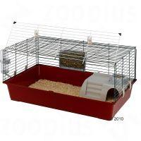 Ferplast konijnen- en caviakooi Rabbit 100 - - onderbak
