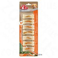 8in1 Delights Strong, os à mâcher pour chien - taille M, 1 os à mâcher (100 g)