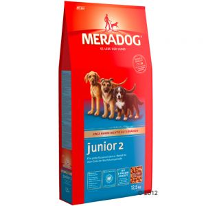 Mera Dog Junior 2 - 4 kg - Il n°1 in...