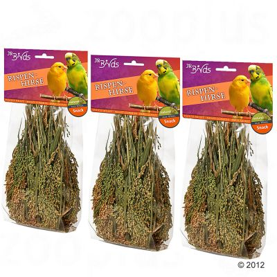 JR Birds Broomcorn Millet - 3 x 100 g