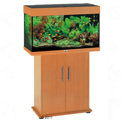 Ensemble aquarium/sous-meuble Juwel Rio 125- marron foncé