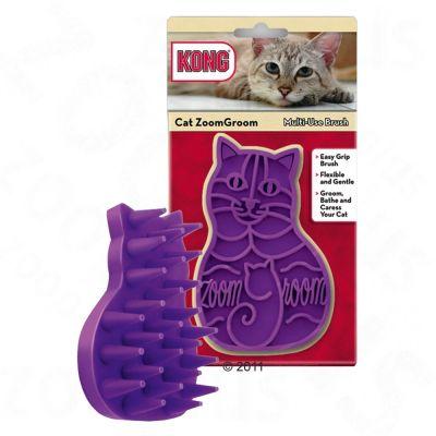 Brosse de massage pour chat Kong Zoom Groom- P 3 x l 7 x H 11,4 cm