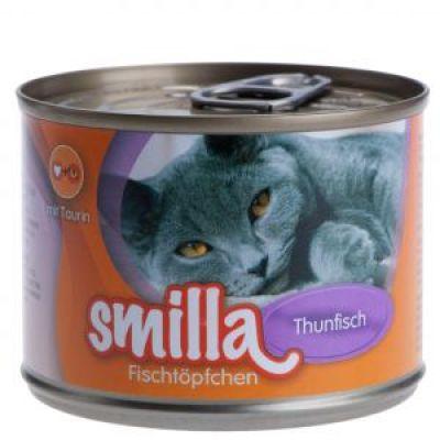 Smilla Fish Pot 6 x 185g - Tuna with Sardines