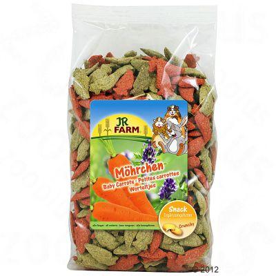 JR Farm Biscuits carotte, herbes pour rongeur et lapin - 200 g