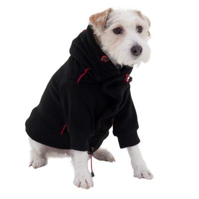 Hunter Hundemantel Fleece Leisure - ca. 45 cm Rueckenlaenge
