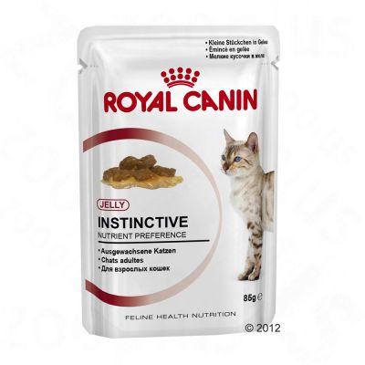 Royal Canin Instinctive in Jelly - 6 x 85 g