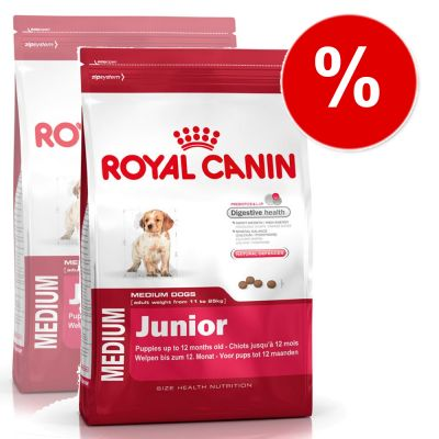 Royal Canin Medium Junior - Economy Pack: 2 x 15 kg