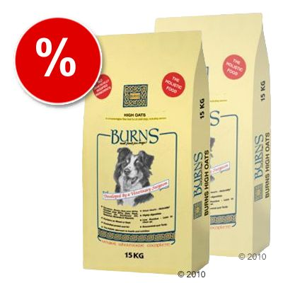 Burns High Oats - Economy Pack: 2 x 15 kg