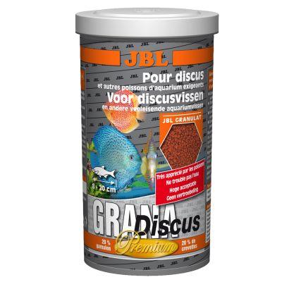 JBL Grana-Discus Granules - for Discus Fish - 1000 ml
