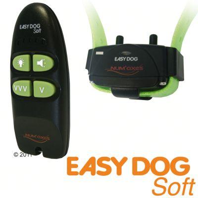 Collier de dressage pour chien Easy Dog Soft- pile 3 V lithium - CR 2032 de rechange