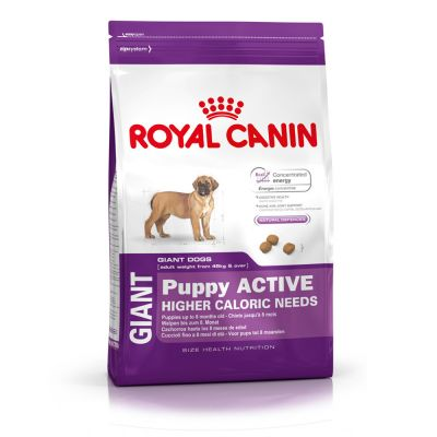 Royal Canin Giant Puppy Active - 15 kg