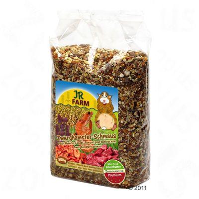 JR Farm Dwarf Hamster Feast - Economy Pack: 3 x 2.5 kg