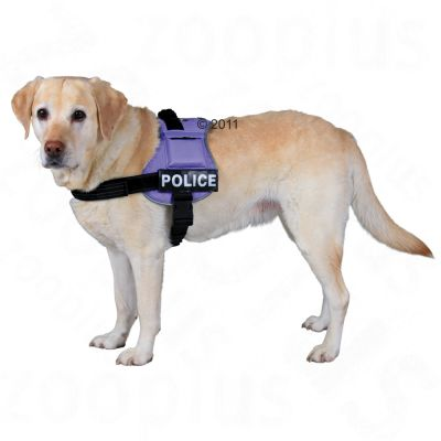 Trixie Dog Harness XDog purple - 40 - 80 cm Chest circumference (Size M-L)