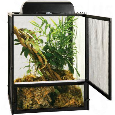 Terrarium grillagé Repti Breeze de Zoo Med- L 40 x l 40 x H 50 cm
