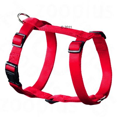 Hunter Vario Rapid Ecco Sport Harness - Red - Size M