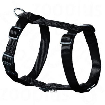 Harnais pour chien Hunter Ecco Sport Vario Rapid, noir- taille L : tour de poitrail 54 - 87 cm