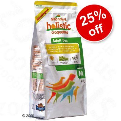12 kg Almo Nature Dog Food - 25% Off! - Adult Large Lamb & Rice