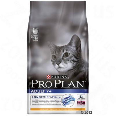 Purina Pro Plan Adult 7+ - - 2 x 3 kg