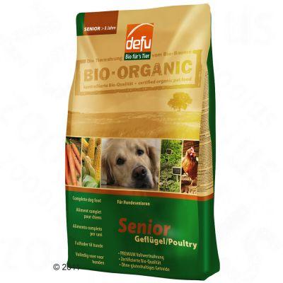 Defu Senior Organic Dog Food - 12.5 kg