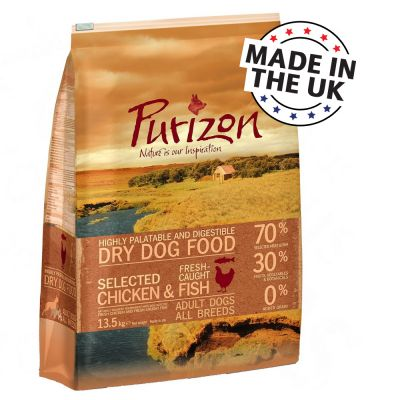 Purizon Adult Chicken & Fish 400g