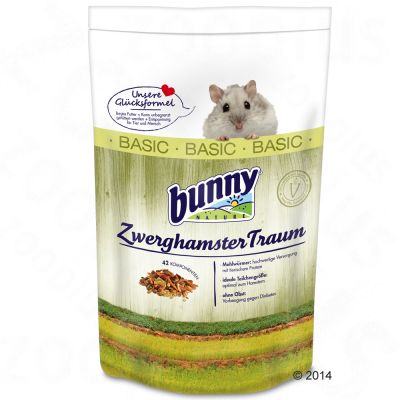 Bunny pour hamster nain - 600 g