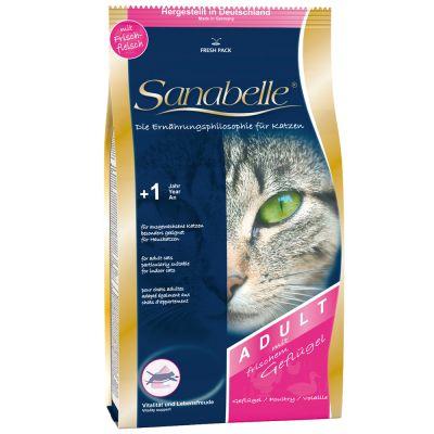 Sanabelle Adult mit Geflügel - 10 kg