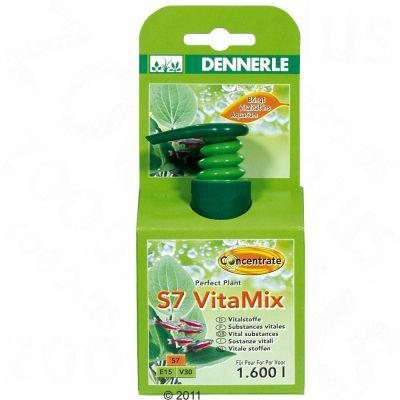 Dennerle S7 VitaMix - 100ml, for 3,200l Aquarium Water