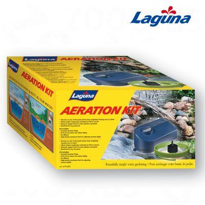 Pompe à membrane Hagen Laguna pour aération d´étang- pompe à membrane pour aération Hagen