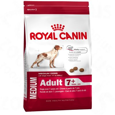 Royal Canin Medium Adult 7+ - Economy Pack: 2 x 15 kg