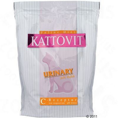 Kattovit Urinary with Chicken - Economy Pack: 3 x 3 kg