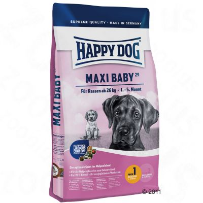 Happy Dog Supreme Maxi Baby GR 29 - 15 kg