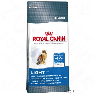 Royal Canin Light Cat - Calorie Reduction - Economy Pack: 2 x 10kg