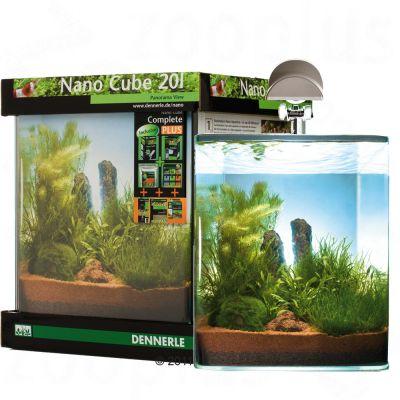 Nano Cube Complete PLUS 20 Litre - Dimensions: 25 x 25 x 30 cm (L x W x H)