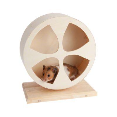 Runner Wooden Exercise Wheel - Ø 30 cm x 10 cm