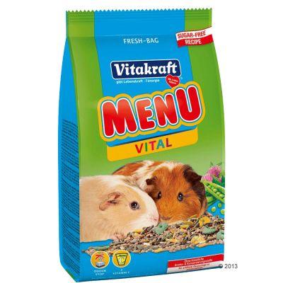 Vitakraft Menú Vital para cobayas - - 5 kg