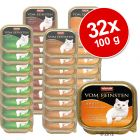 Mixed Megapack Animonda vom Feinsten Classic 32 x 100 g - Assorted Meat