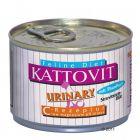 Kattovit Urinary Low Magnesium 175 g - 6 x 175g with Veal