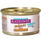 Kattovit Urinary Low Magnesium 85 g - Savings Pack: 24 x 85 g Tuna