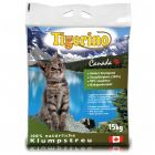Tigerino Canada Cat Litter - Economy Pack: 2 x 15 kg