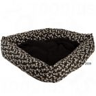 Dog Bed Jolly Roger - 60 x 60 x 11 cm (L x W x H)