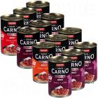 Mixed Megapack GranCarno Adult 12 x 400 g - Meat Pure: 4 flavours