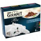 Variety Pack Gourmet Perle 8 x 85 g - Delicate fillets